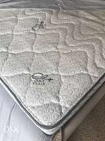 Simmons C2 oxy plus mattress king size extra length