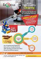 Fumigation/Pest Control and Cleaning Services
