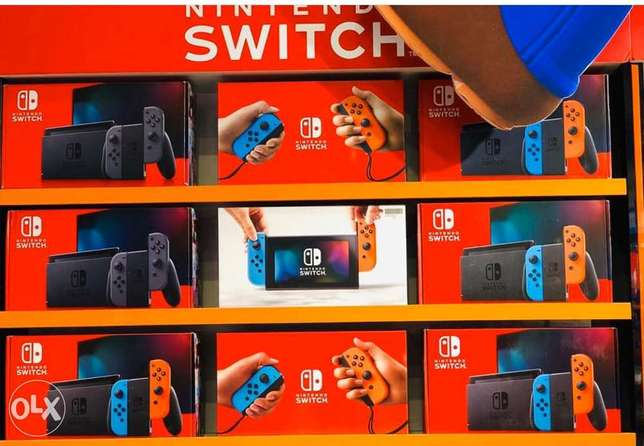 NIntendo switch now available for delivery anywhere in Muscat