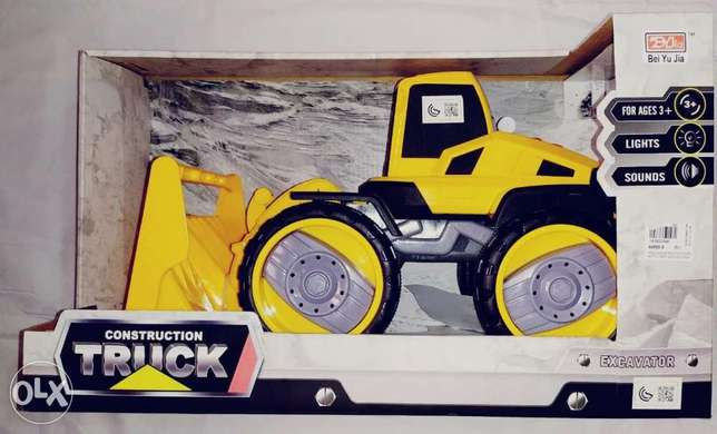 NEW Constructions TRUCK( EXCAVATOR) available for sale