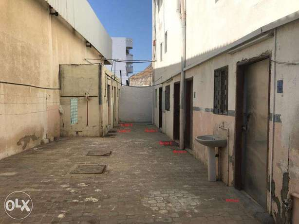 3 Rooms for Rent in Jibroo