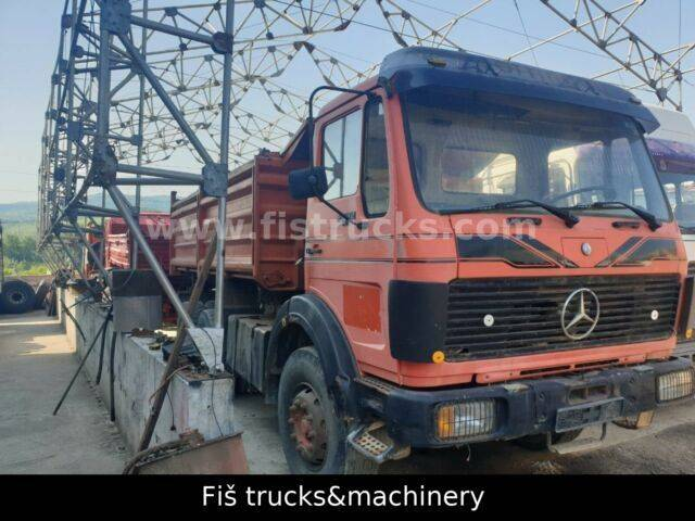 Mercedes-Benz 2632 K 6X4 Meiller tipper - 1980