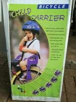 Bicycle child carrier
