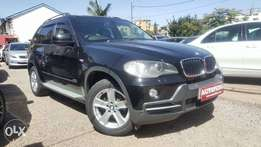 BMW X5 3.0Si ,Newshape, Black