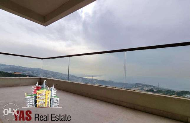Ballouneh 220m2 | High-end | Panoramic view | Prime Location |