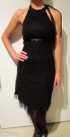 6b25c35ea4 Studniowka Elegancka super modna mała czarna