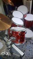 7 piece drumset for sale