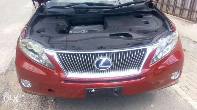 Lexus RX 450h Red colour Mombasa Island - image 5