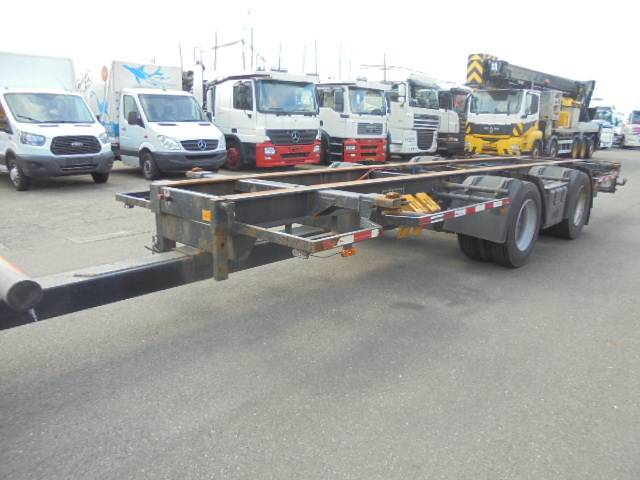 Tracon TRAILERS TM.18 - 2006