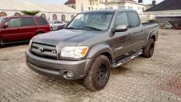 Clean Foreign Used 2005 Toyota Tundra Limited 4WD With Double Cabin