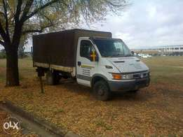 iveco 35s13 3.5 ton truck for sale