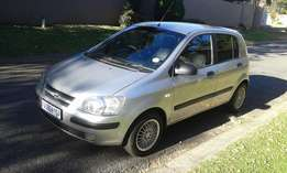 2006 HYUNDAI GETZ 1.6 HS. Excellent Condition,Clean Interior.Spare Key