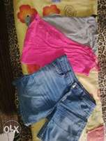 ladies and mens clothing