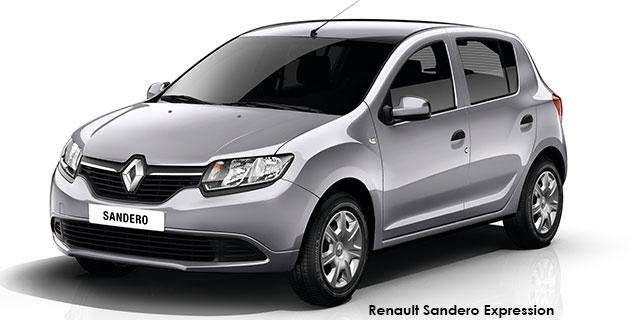 Brand New Renault Sandero From Only R147 900.00!! Amanzimtoti - image 1