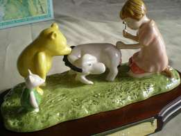 Perfect Condition. The Winnie the Pooh Collection. Eeyore Looses a Tai