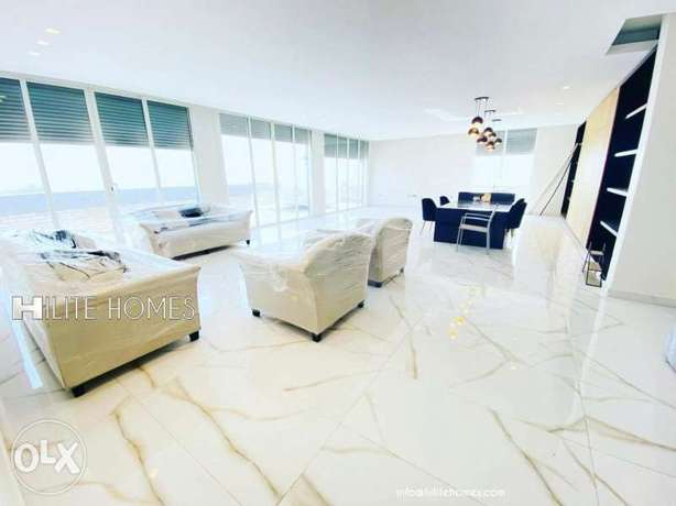 one bedroom penthouse with Seaview for rent in Salwa