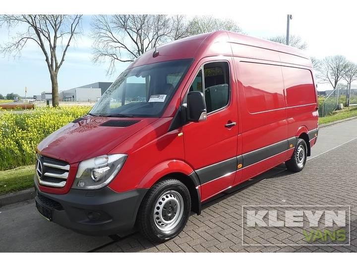 Mercedes-Benz SPRINTER 316 CDI 163pk l2h2 camera - 2014