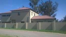 We offer painting and damproofing