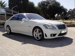 Immaculate 2008 Mercedes Benz S63 Auto