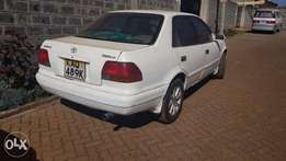 Selling Toyota 110 5A engine automatic