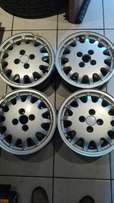14 inch Jetta 3 mags 4/100pcd