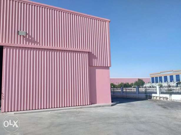Steel fabrication factory for sale