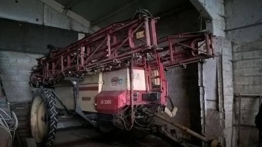 Vicon LS 2503 - 1998