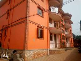 Executive two bedroom apartment is available for rent in namugongo