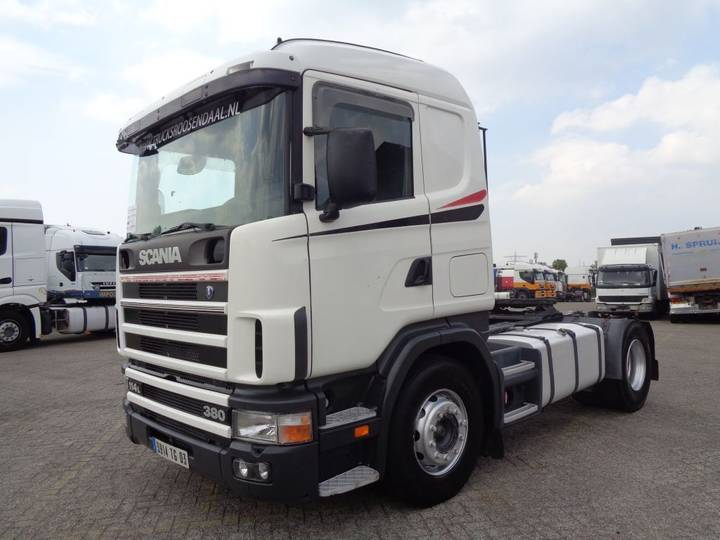 Scania 114L 380 + Manual + Retarder - 2003