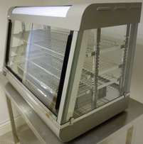 Brand New commercial food/pie/chicken warming showcase 900mm