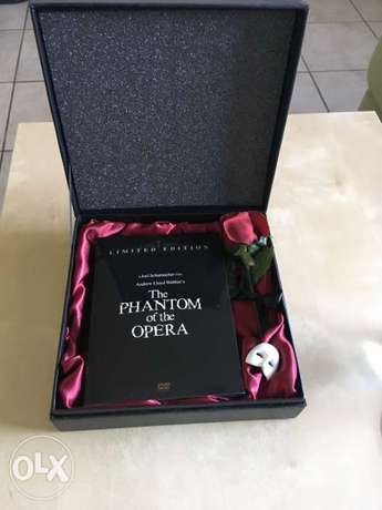 Valentines gift: limited edition box set الخبر -  2