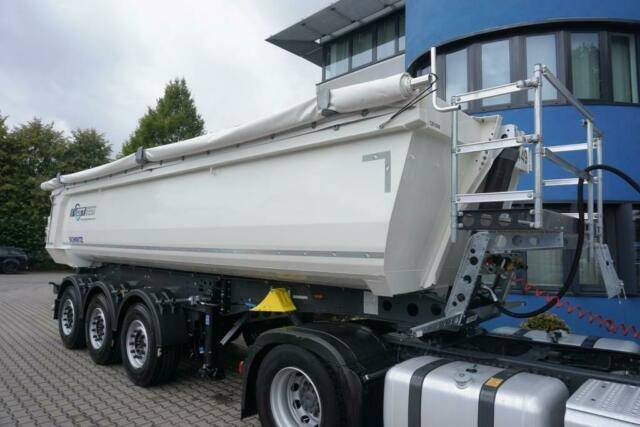 Schmitz Cargobull SKI 24 SL 7.2, Stahlmulde - 2018