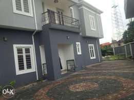 Newly Built 4bedroom detached duplex off Agidingbi Road,Ikeja