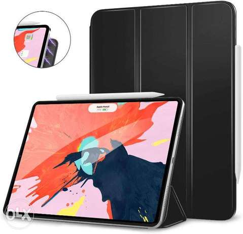 "MoKo Smart Folio Case Fit iPad Pro 12.9"" 2018"
