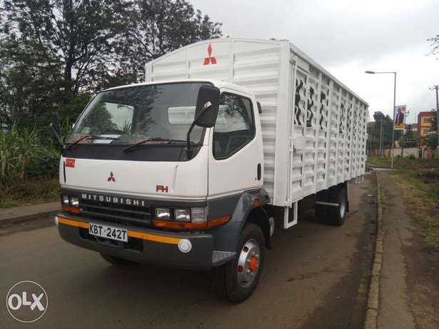 Mitsubishi Fh215 KBT..Very Clean and in Excellent condition. Parklands - image 1
