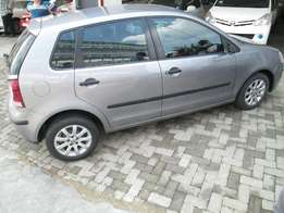 2007 polo 1.4 trend line, in excellent condition.