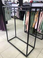 77ea4039e74 Торговое оборудование для магазина одежды. Цена за одну стойку