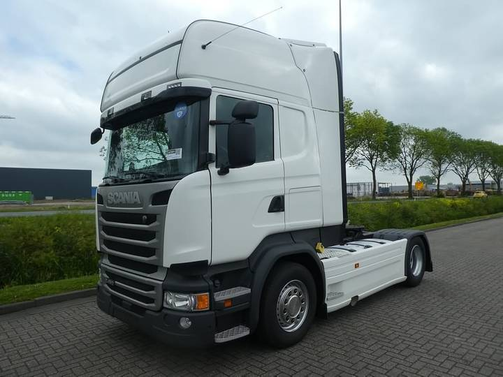Scania R450 tl scr only standkl. - 2015