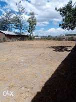 1/8th Acre vacant plot for sale in Kapkures, Rhoda Ng'ambo