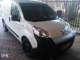 Selling Fiat Fiorino,panel van, white in colour,2014 model.