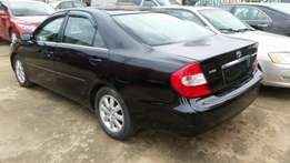 Tokunbo Toyota Camry ( Big Daddy).