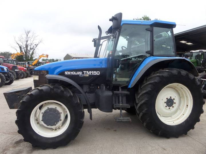 New Holland Tm 150 - 2001