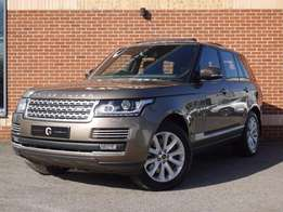 AVAILABLE 2013 Range Rover Vogue 3.0 Diesel, panoramic roof and more
