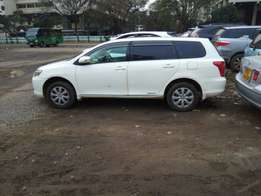 KCE 8 UNITS Toyota fielder like Allion Premio 2010