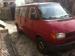 Direct.tokunbo volkswagen transporter bus 4 plug