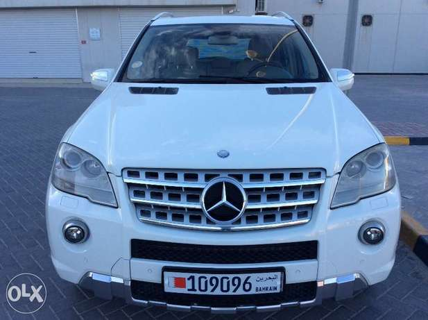 For Sale 2009 Mercedes Benz ML350 AMG Package Bahrain Agency