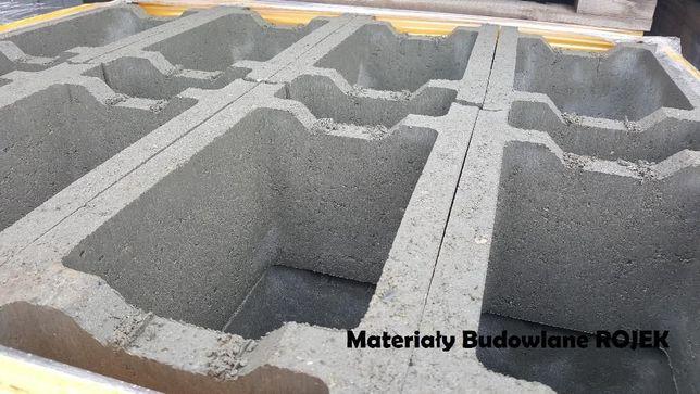 Zaktualizowano Bloczek betonowy PUSTAK SZALUNKOWY zalewowy tracony fundament EC79