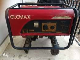 3 kva Elemax Generator made in Japan but used