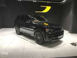 Range Rover sport supercharged 2013