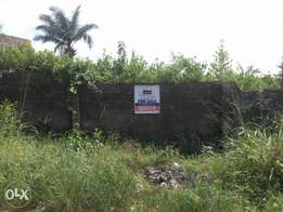 Two plots of land at Ijoko Otta for sale